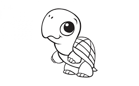 cute baby animal coloring pictures free download