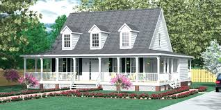 wrap around deck designs homes with large front porches thecashdollars com