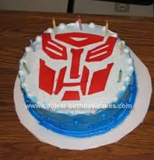 transformers birthday cake coolest transformers birthday cake