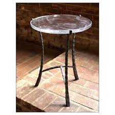 vintage metal kitchen table metal topped tables metal topped tables cascade drink table metal