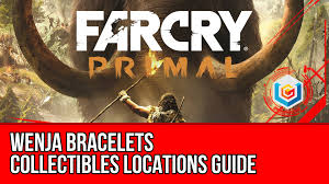 humanity bracelets far cry primal all wenja bracelets collectibles locations guide