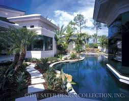 75 best courtyard house plans the sater design collection images