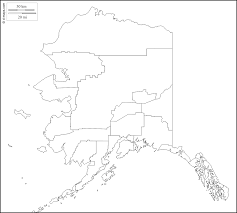 Map Of Alaska Cities by Alaska Free Map Free Blank Map Free Outline Map Free Base Map