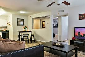 2 bed 2 bath apartment in phoenix az park at deer valley park at deer valley apartments phoenix az living room and dining area