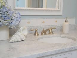 Bathroom Countertop Options Marble Bathroom Countertop Options Hgtv
