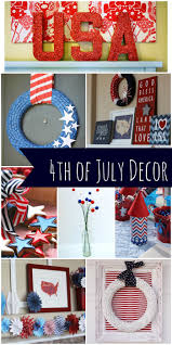4th of july decor ideas to make your home look more patriotic and