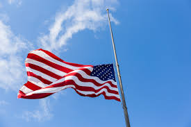 Interment Flag Half Staff Notification For Wednesday Feb 7 Kingman Daily
