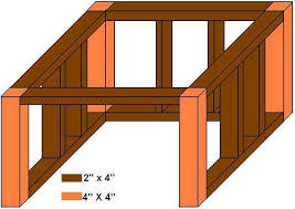 How To Build A Wood Platform Bed Frame by Queen Size Platform Bed That U0027s Off The Floor The Home Depot