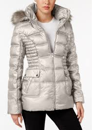 laundry by design hooded jacket on sale today laundry by shelli segal laundry by design faux fur