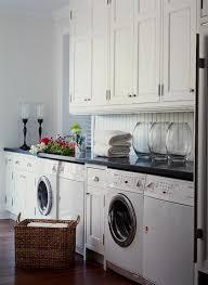 white laundry room cabinets design ideas