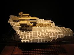 see the lego architecture exhibit at the henry ford museum