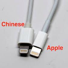 china finally cracks apple u0027s secret iphone 5 cable gizmodo australia