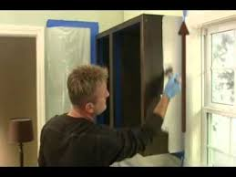 Rustoleum Cabinet Transformations Pictures by Rust Oleum Cabinet Transformations How To Apply Youtube