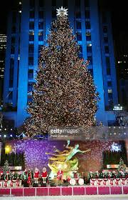 73rd annual rockefeller center tree lighting ceremony photos and