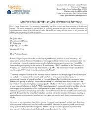 cover letter sample short unsolicited cover letter sample choice image cover letter ideas