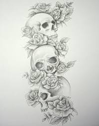 skull tattoos for females tattoo collections