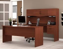 Computer Workstation Desk Bestar Harmony U Shaped Computer Desk