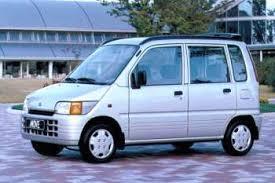 Daihatsu Mpv Daihatsu Mpv Cars