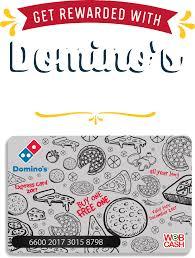 take away pizza buy 1 free 1 domino u0027s express card