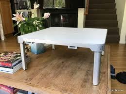 Foot Hammock For Desk by Zest Desk Review A Portable Standing Desk For Desking