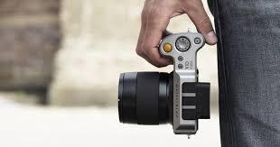 first camera ever made x1d 50c