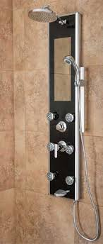 luxury all in one shower spa systems