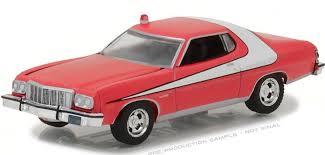 Ford Gran Torino Starsky And Hutch Greenlight 1 64 Starsky U0026 Hutch 1976 Ford Gran Torino Pre Order