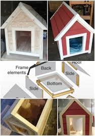simple elegance 15 brilliant diy dog houses with free plans for