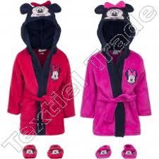 robe de chambre minnie vente en gros de marchandises minnie mouse pour les enfants et les