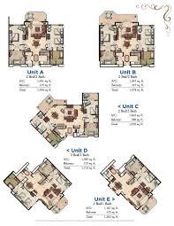 resort floor plan the grande buy reunion resort