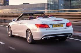 mercedes introduction mercedes e class cabriolet 2010 car review honest