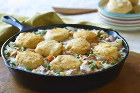 Fish Pot Pie by Mccormick 2016 Back To