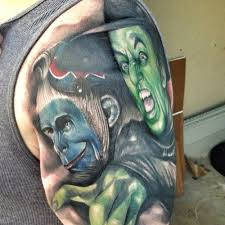 wizard of oz tattoos 15 brilliant designs