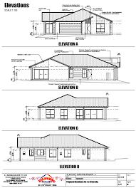 house elevation plans floor plans building sanctuary construction of our new home