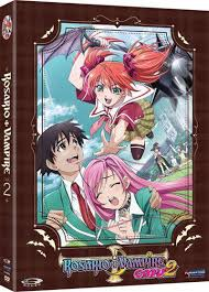 Seeking Episode 3 Vostfr Rosario Saison 2 Anime Vf Vostfr