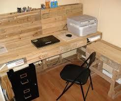 bureau fait maison table de salon fait maison meuble bureau industriel et bureau mural