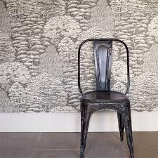 sanderson woodland toile wallpaper 215716