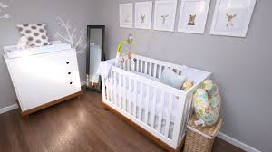 Modern Baby Room Furniture by Charming Nursery Fun Unisex Room Furniture Design Complete