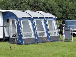 Kampa Caravan Awnings Kampa Rally All Season 390 Caravan Porch Awning