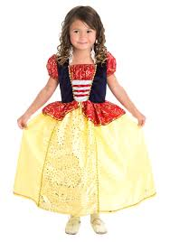 snow white princess dress costume