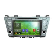 inch hd touchscreen android 7 1 gps navigation car radio dvd