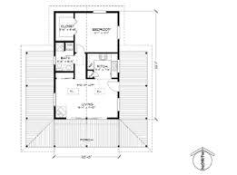 Large Cabin Floor Plans Passive Solar Architecture