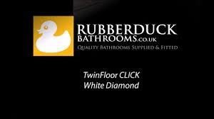 white diamond white sparkle bathroom flooring youtube