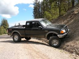 Ford Ranger Truck 4x4 - ford ranger 4x4 photo gallery lifted 4wd off road build ideas
