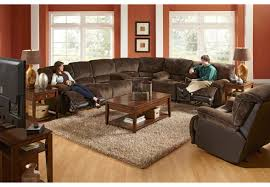 Grey Leather Sectional Sofa Living Room Leather Sectional Sofa With Chaise And Recliner Images