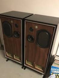 vintage philips speakers square wooden frame modern by dewittemuur