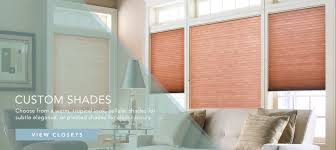 sunburst shutters u0026 closets vancouver custom blinds u0026 closet systems
