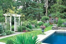 Budget Backyard Landscaping Ideas 18 Mesmerizing Traditional Landscape Designs For A Fairy Tale