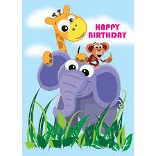 birthday card some choices childrens birthday cards children s
