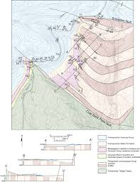 Crestone Colorado Map by Pennsylvanian Sinistral Faults Along The Southwest Boundary Of The